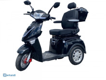 Asta: E-Rider TMM 3, Senior mobile, Electric mobile, Electric rollers