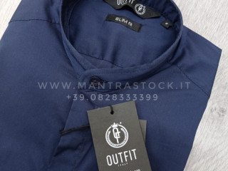 CAMICIA UOMO SLIM FIT OUTFIT