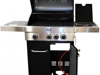 Jamie Olivier stock grill a gas 115 pezzi