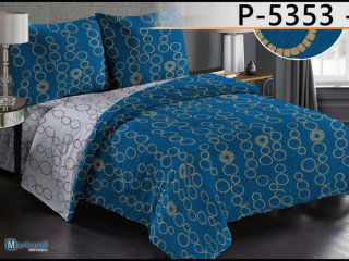 LETTO IN PILE 3D 200x220 + LENZUOLA P-5353